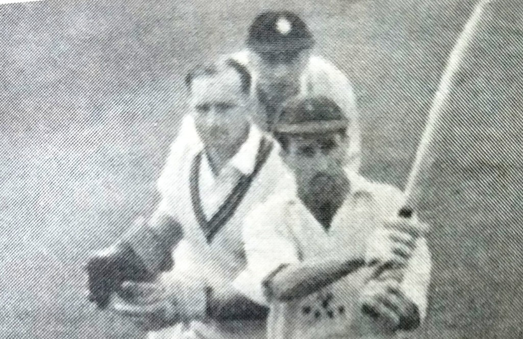 Gilberg Parkhouse also showed that he was equally adept against the fast bowlers and the spinners and during 1950, he scored 1,742 runs.