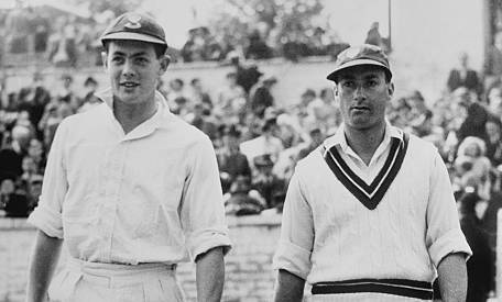 David Sheppard And Don Kenyon