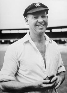 Doug Ring was born on 14 October 1918 Hobart, played his Sheffield Shield cricket for Victoria. He played 13 Tests for Australia between 1947-48 and 1953.