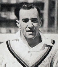 Gilbert Parkhouse was the former Glamorgan and England batsman, died at a nursing home in West Wales on August 10, 2000, at the age of 74.