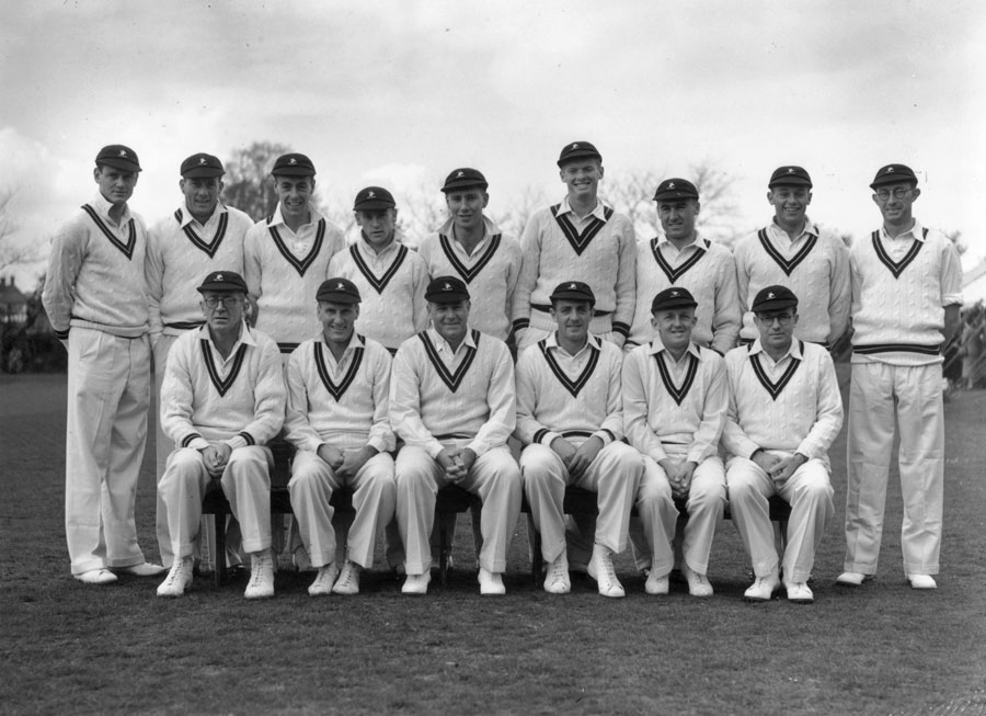 The 1951 South African tour party to England