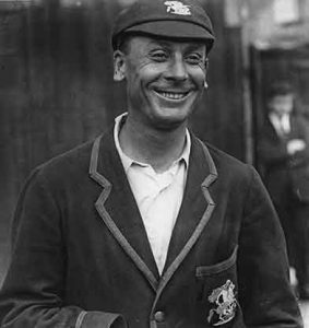 Jack Hobbs was born on 16 December 1882 in at Cambridge.