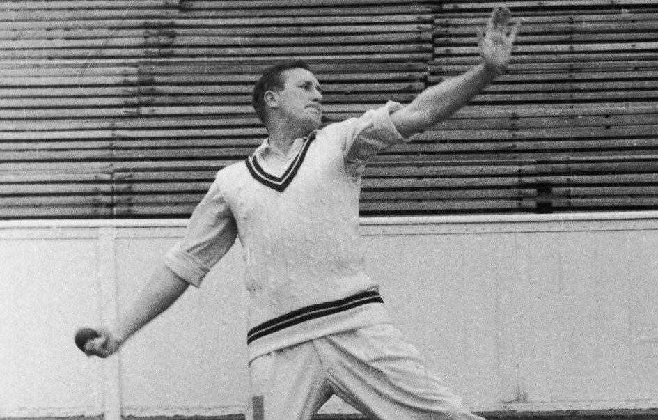 Jim Laker 19 for 90 (9 for 37 and 10 for 50) against Australia at Old Trafford in 1956 Ashes series has been in the record books for 63 years.