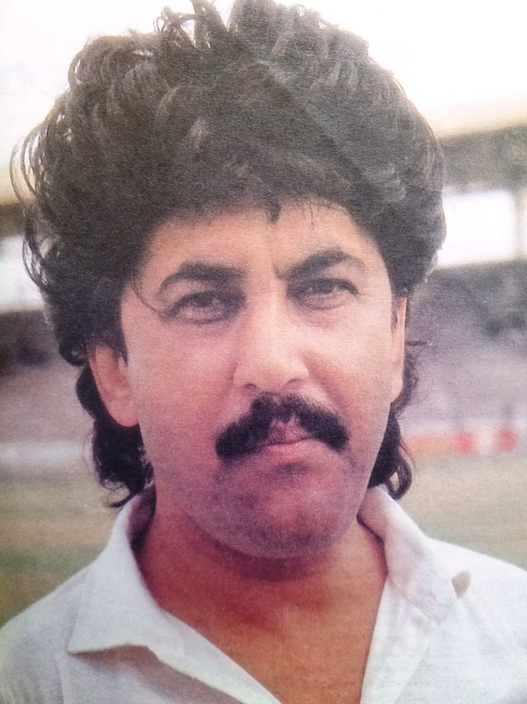 All Rounder Aftab Baloch is perplexing name for the cricket fans. He flashed for a while, twinkled for split seconds before fading away in the grasp of Time