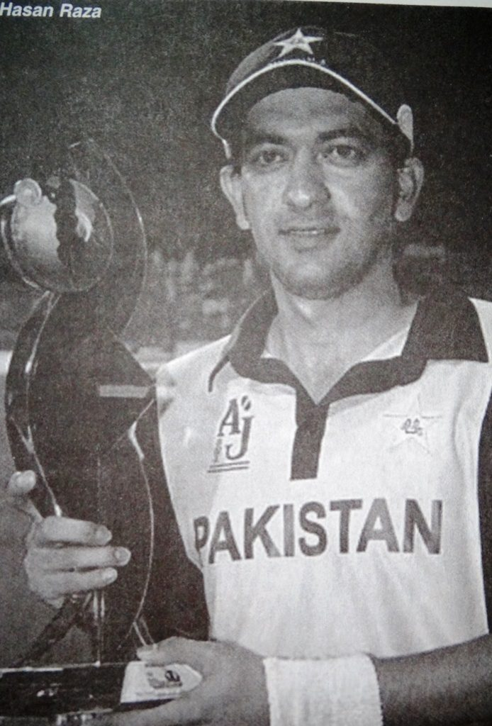 Ex-Cricketer Hasan Raza is one of those players, who played Test Cricket for Pakistan an early age. made his Test debut at the age of 14 years and 227 days.