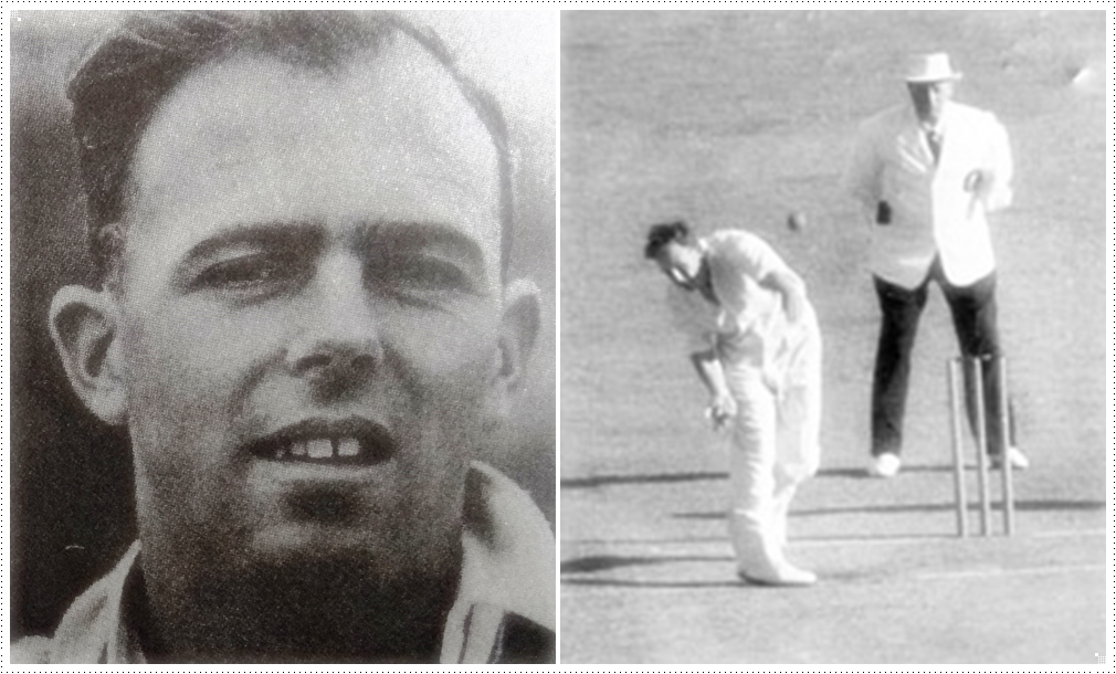 Bill Johnston – Bradman Invincible Bowler
