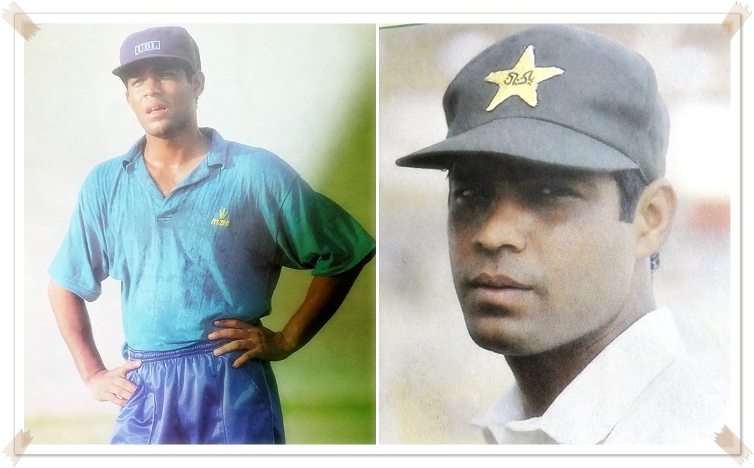 Rashid Latif was steady wicket keeper and handy batsman. In 1998, he captained Pakistan cricket team, but his position went down and left out of the team.