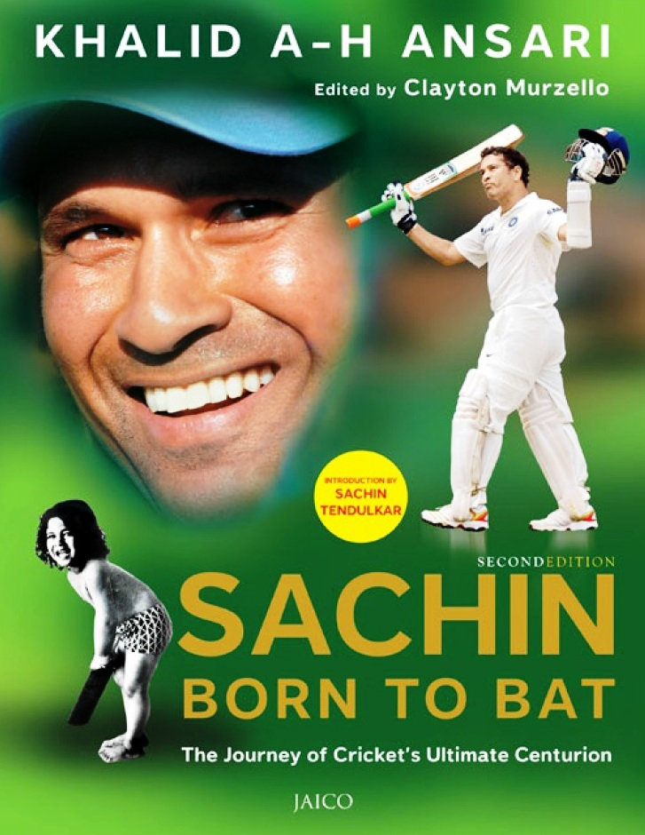 Sachin Born to Bat