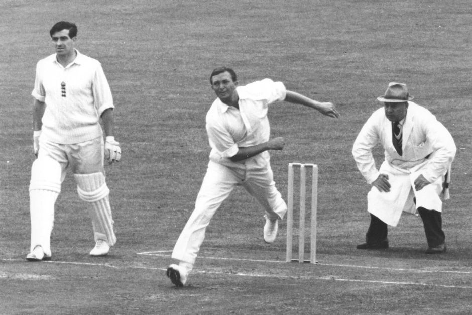 Richie Benaud displayed flair in everything, either batting, intelligent and varied leg-spin, brilliant close catching, instinctive and positive captaincy.