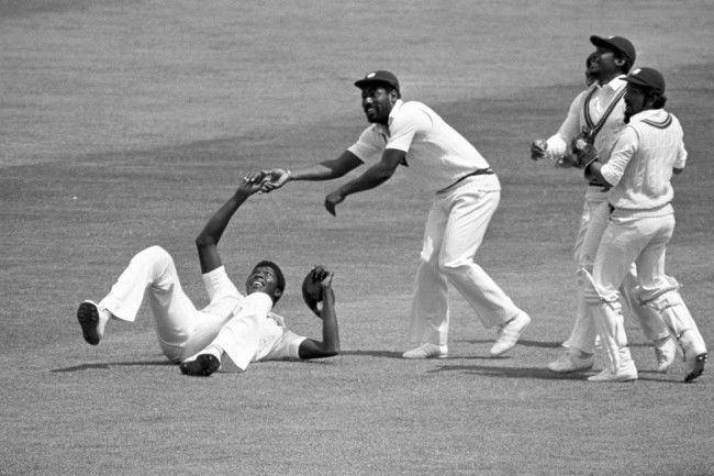 Joel Garner was phenomenally accurate, but the one word you had to focus on was 'bounce'.