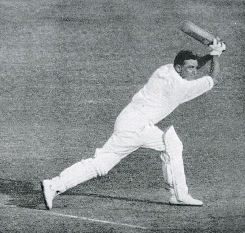 Wally Hammond was a giant among England cricketers. Their premier batsman in the period between Jack Hobbs and Len Hutton