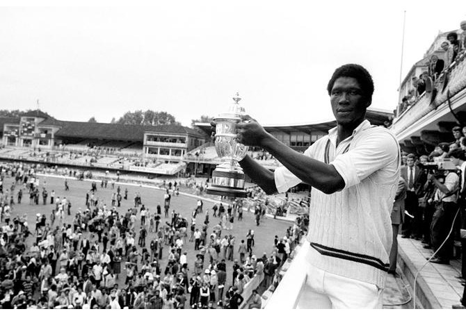 Joel Garner was phenomenally accurate, but the one word you had to focus on was 'bounce'. You were always looking at a length ball from him and thinking.