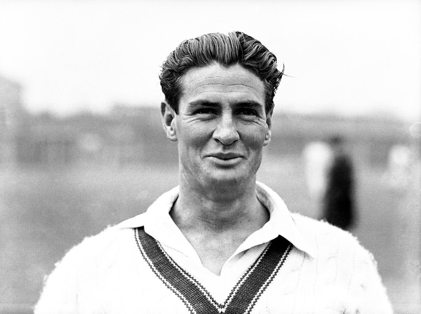 "Keith Miller was born on November 28, 1919, at Sunshine Melbourne Victoria. He was called ""Golden Boy of Cricket"" and being nicked name ""Nugget""."
