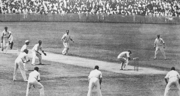 England Harold Larwood born on 14, Nov 1904 at Nottinghamshire. Not many bowlers troubled Don Bradman and other legends still caused him genuine concern.