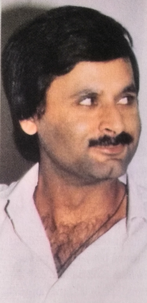 Ex-Pakistani middle order batsman, Muhammad Azhar Khan played one Test match for Pakistan against Australia scored 14 runs at Lahore in 1980 batted at No 9.