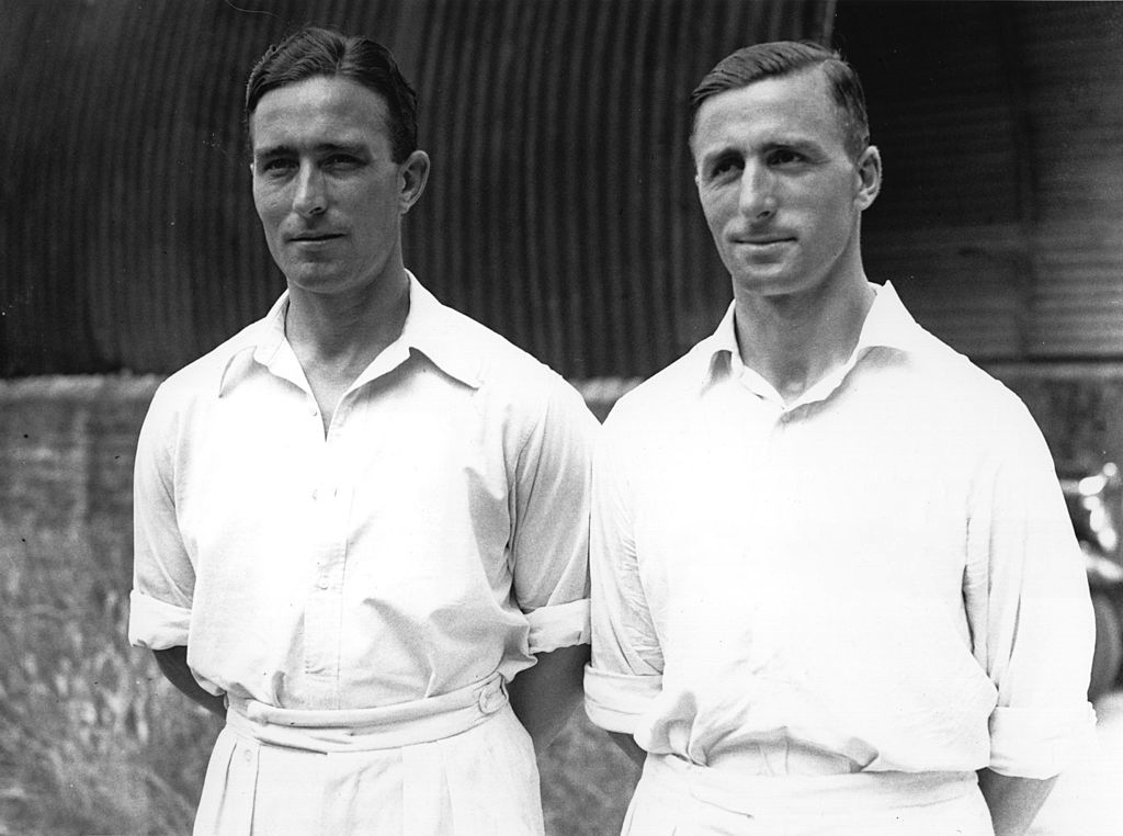 Denis Compton was glamorous cricketer England has ever possessed. Their style captivated the crowds, last-second sweeps blending with sumptuous cover drives