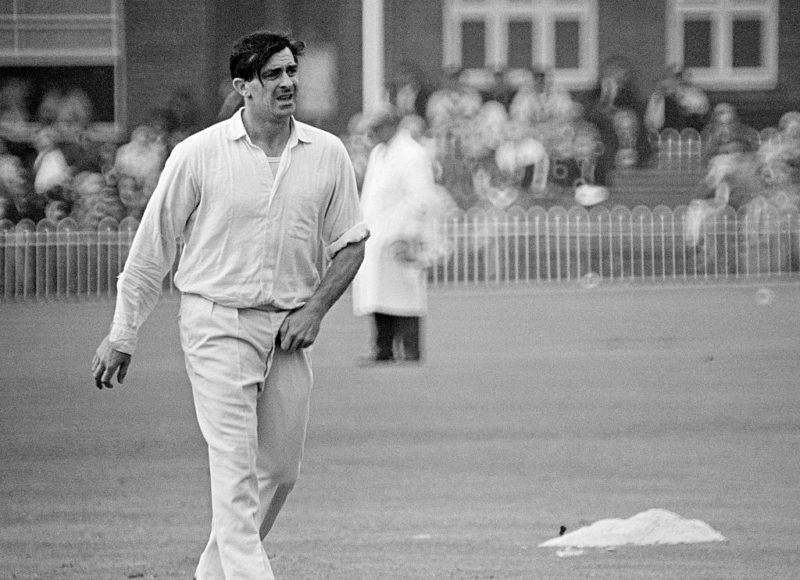 Fred Trueman was not only a great fast bowler, he was also a great entertainer. There is a theatrical element to bowling fast and Fred played it for all it was worth.