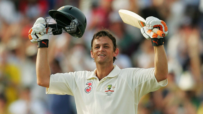 Adam Gilchrist must be one of the most fearless cricketers of all time. It is all very well swinging the bat seemingly without a care in the world at the county or state level.