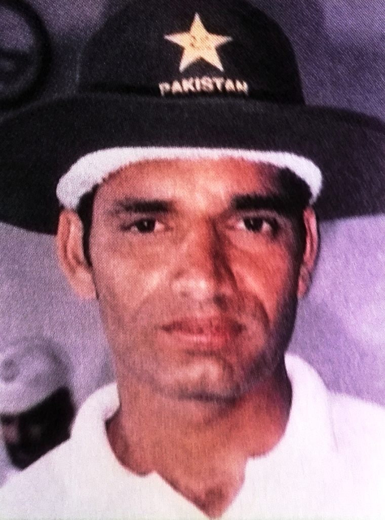 Ijaz Ahmed Junior is a former Pakistan middle order batsman. He appeared in two tests matches and two ODI's for Pakistan in 1995-96.