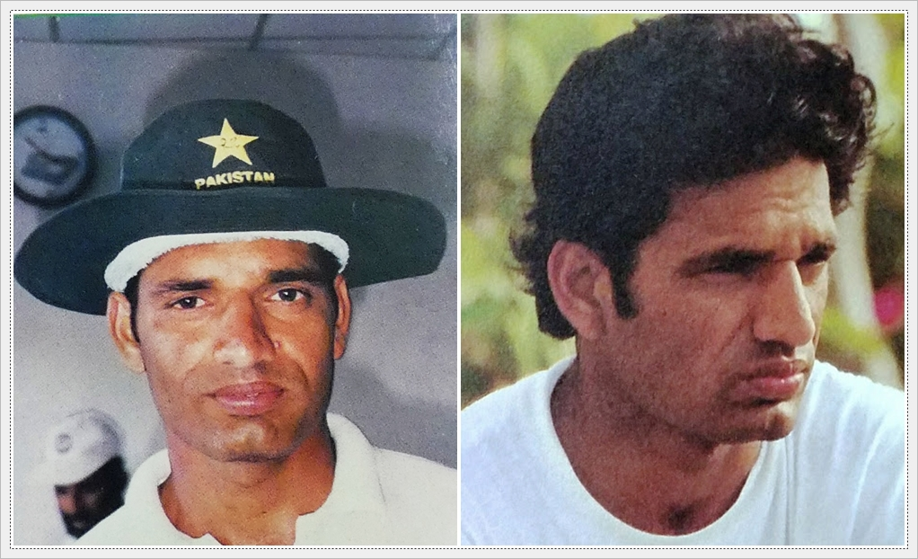Ijaz Ahmed Junior is a former Pakistan middle order right hand batsman. He appeared in two tests matches and two ODI's for Pakistan in 1995-96.