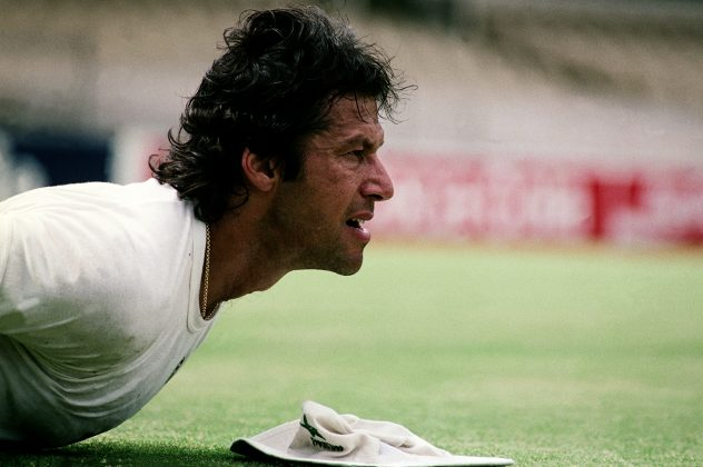 Imran himself took 163 wickets at 19.20 apiece there, a better record than he had elsewhere (his overall record was a hugely impressive 362 wickets in 88 Tests at 22.81 each; no one had taken more for Pakistan at the time he retired).