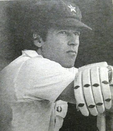 Imran Khan-led Pakistan to their first Test series wins in both India 1986-87 – obviously a huge thing in his country – and England in 1987.