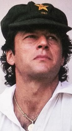 The major contribution of Imran Khan when he took 11 wickets in the game. In his career, Imran claimed 80 wickets at 21.18 apiece against West Indies, an incredible record given how strong they were at the time.