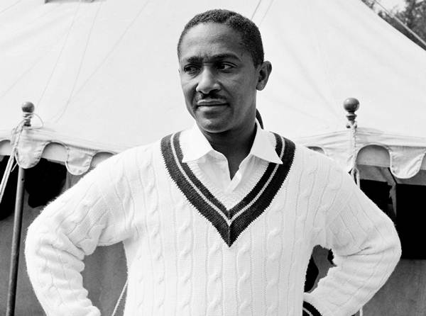 Sir Frank Worrell own work in the cause of social equality. Having been born and raised in Barbados before relocating to Trinidad and Jamaica.