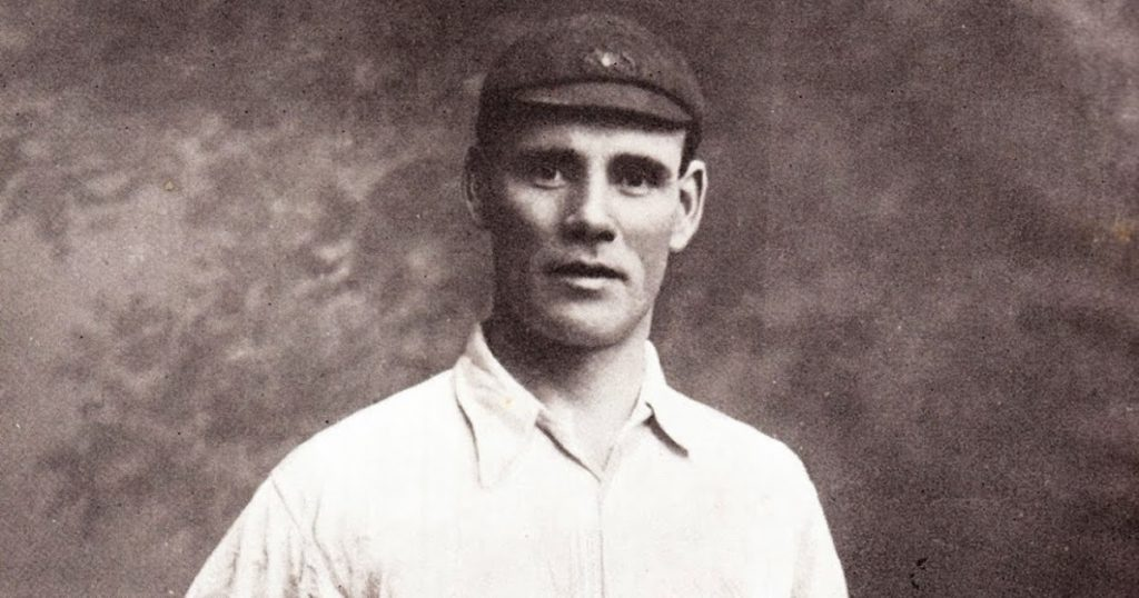 Sydney Barnes finest hour was the 1911–12 tour of Australia when he and Frank Foster, Warwickshire all-rounder, spearheaded England to a 4–1 series triumph.