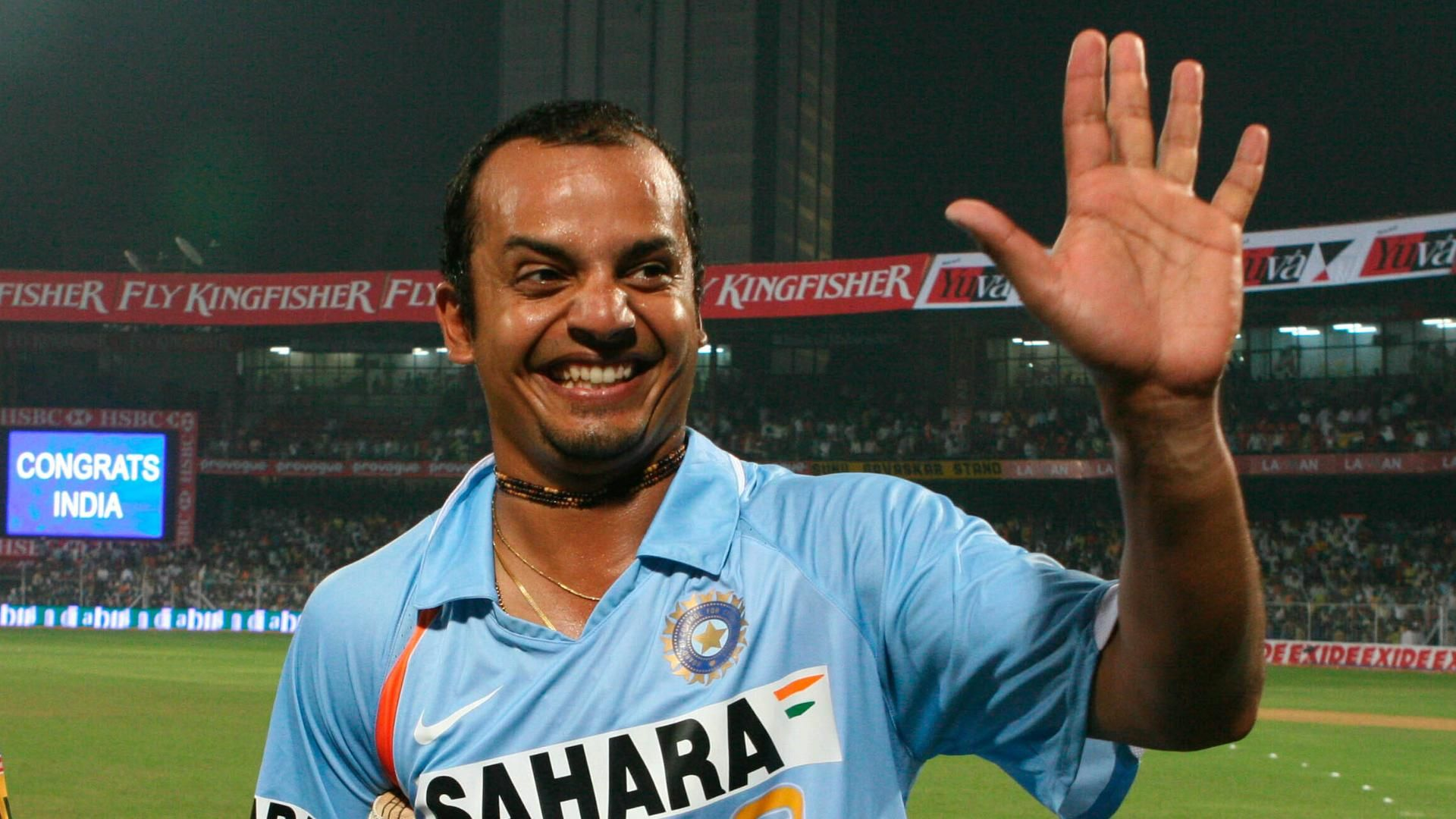Murali Kartik was Indian left arm spinner, who could not get enough chances due to consistent performance of Anil Kumble and Harbhajan Singh.