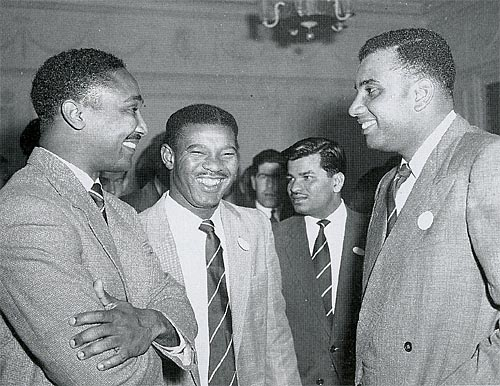 Three Ws' of West Indies cricket has been greatest ever Test cricketer. Incidentally they all belonged to Barbados, all made their Test debut in same series