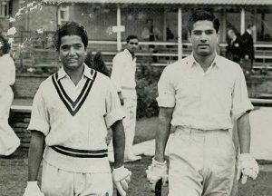 Javed Burki right-handed batsman & occasional right-arm medium-pace bowler captained in five Test matches (four lost, one drawn) on the 1962 tour of England