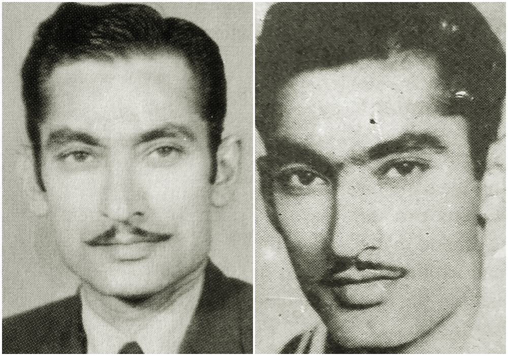 Agha Saadat Ali was born on 21 June 1929 in Lahore Punjab. He played one Test for Pakistan against New Zealand in 1955-56 scored 8 not out at Dhaka.