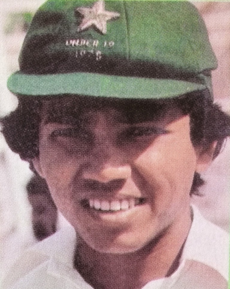 Anil Dalpat, only one of two Hindu who represents Pakistan His cousin Danish Kaneria, was the second Hindu captured more than 250 wickets in Test cricket.