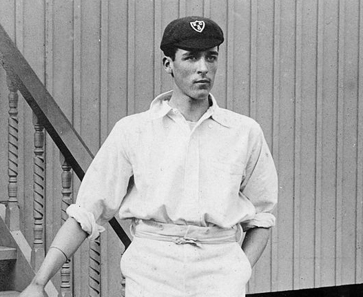 Frank Woolley was one of the finest all- rounder's, a left-hand batsman and left-arm medium or slow left-arm orthodox bowler, produced by England.