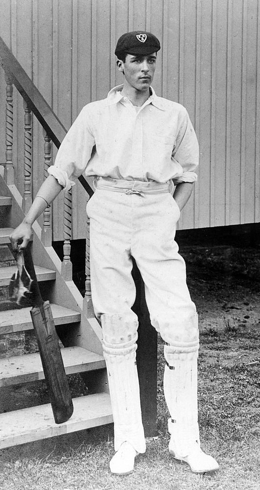 Frank Woolley, one of the most famous of English cricketers, who bowled and batted left handed, played county cricket for Kent and for England in 64 Test matches. His career lasted 32 years with Kent and was only interrupted by the First World War.