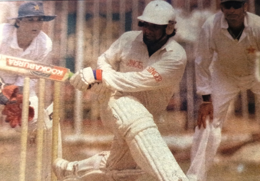 Sri Lanka lost the title at the 1999 World Cup in England. And the Arjuna Ranatunga was sacked after leading his team in a record 193 one-dayers.