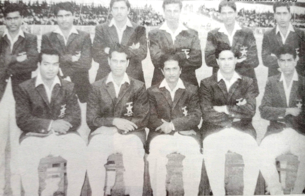 Pakistan Team Touring Australia and New Zealand in 1964-65