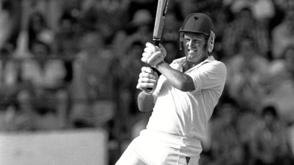 Graeme Pollock born on 27 Feb 1944 in a Scottish family at Durban Natal, hero of many cricketers in 1960's and 1970's. He never let down South Africa.