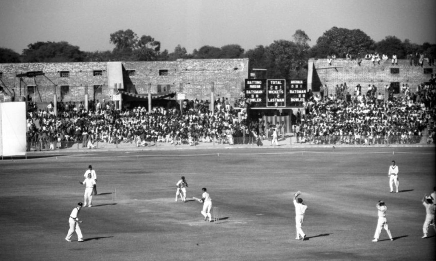 Let it be appreciated that the task of any historian or chronicler attempting to condense seventy years of Pakistan cricket into a few thousand words.