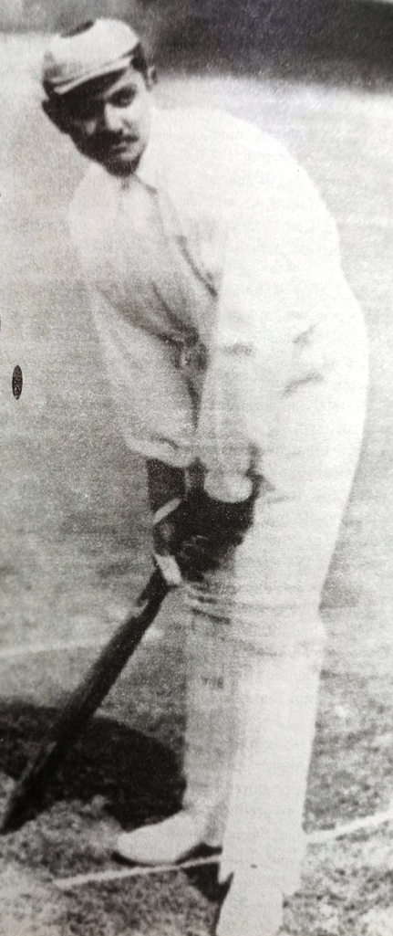 For his excellent batting performance, the English press unanimously put Ranji at par with Grace.