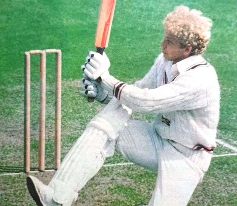David Gower Cricketer
