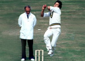 Imran Khan Spell changed the complexion of fast bowling in Pakistan