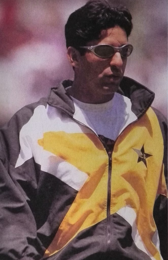 It is indisputable that Wasim Akram is the greatest left-arm fast bowler there has been.