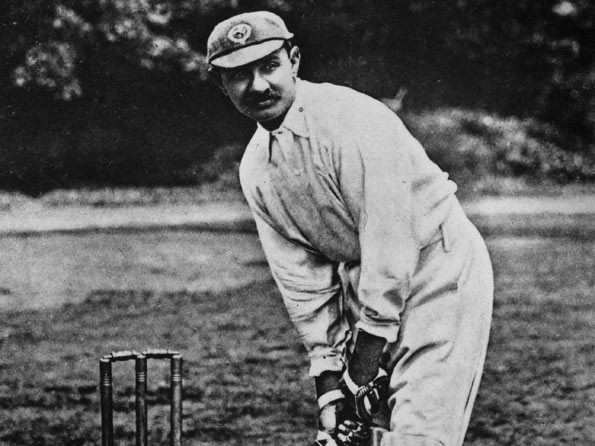 Ranjitsinhji most notable service rendered to game revolutionized the batting technique by developing the art of leg glance in an age of front foot driving.