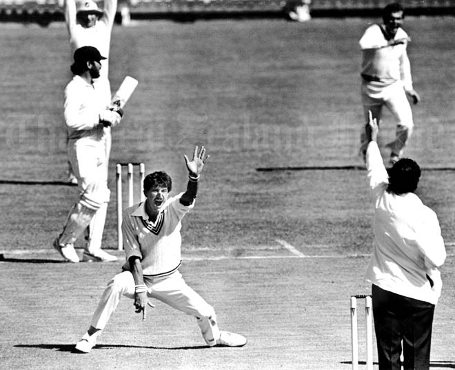 Richard Hadlee - His Son Proved a real Legend of Cricket