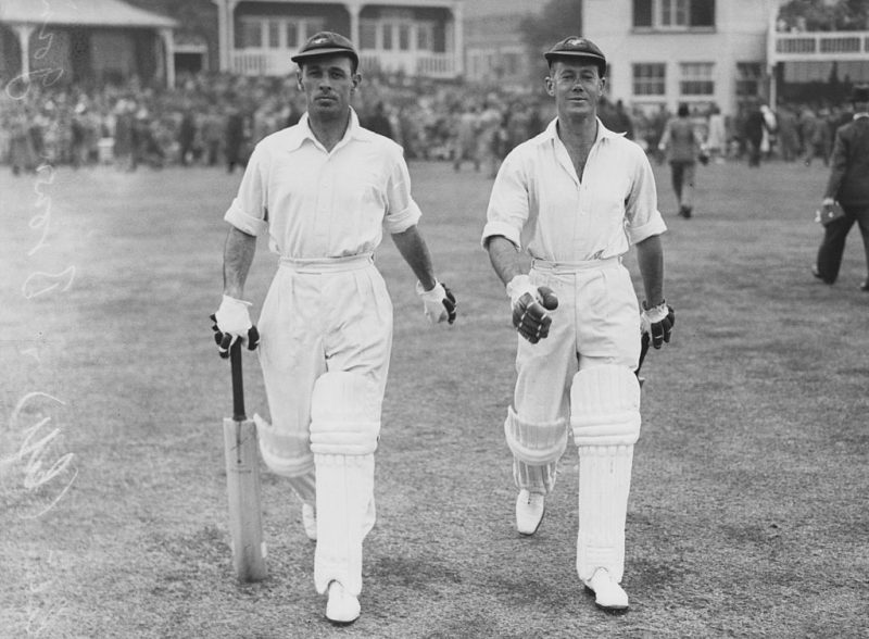 The Bill Brown one of the famous Australian Invincible side of 1948, died on March 16, 2008, at the age of 95 in a nursing home in Brisbane.