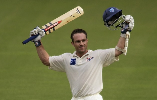 Michael Slater suffered a debilitating illness during the 2003-04 summers and announced his retirement in June 2004.