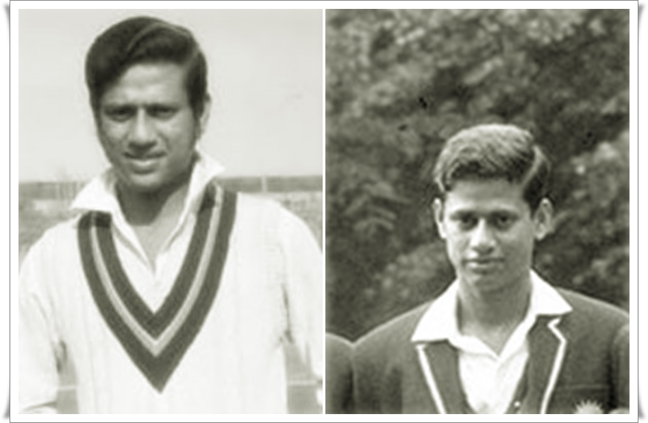 The former Indian swing bowler Subrata Guha was an accurate right-arm medium pace bowler who could swing the ball in both ways.