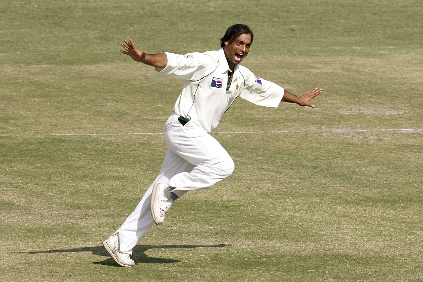 Pakistan Conquers England at Multan in 2005